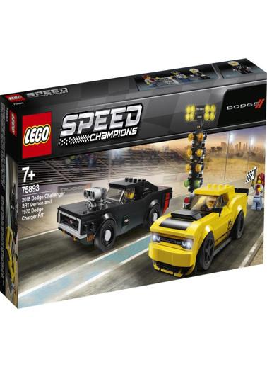 Lego Lego Speed Champions Dodge Challenger 75893 Renkli